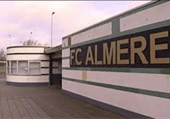 FC Almere belegd besloten bijeenkomst i.v.m. tuchtrechtelijke procedure.
