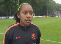 Voetbalster Ashleigh Weerden uit Almere speelt met ingang van komend seizoen voor Montpellier HSC.
