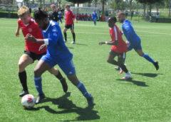 Almere City FC 021 wint oefenduel ruim van Sporting Almere.