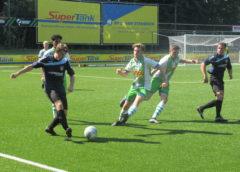 Verlies FC Almere in eerste oefenduel.