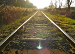 Minder treinen van en naar Almere door scheur in rails