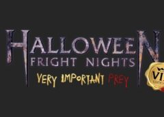 HALLOWEEN FRIGHT NIGHTS IN WALIBI |HORROR OP ANDERHALVE METER