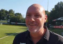 FC Almere trainer Charles Loots niet ontevreden met tweedeklasse A.