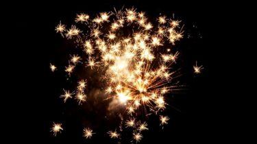 Oogletsel door vuurwerk bij slechts 47 mensen 75% minder oogletsels door vuurwerk in vergelijking met vorig jaar
