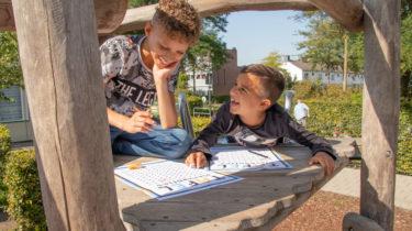Zestig basisscholen in Flevoland doen mee met de Nationale Buitenlesdag