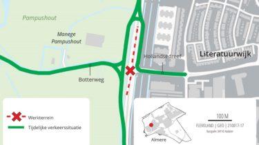 Eindelijk Kruispunten met Hogering na 9 maanden weer open